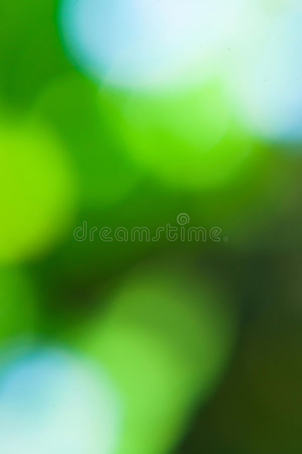 Free Green And Blue Abstract Defocused Background With Sunshine Royalty Free Stock Photography - 30945087