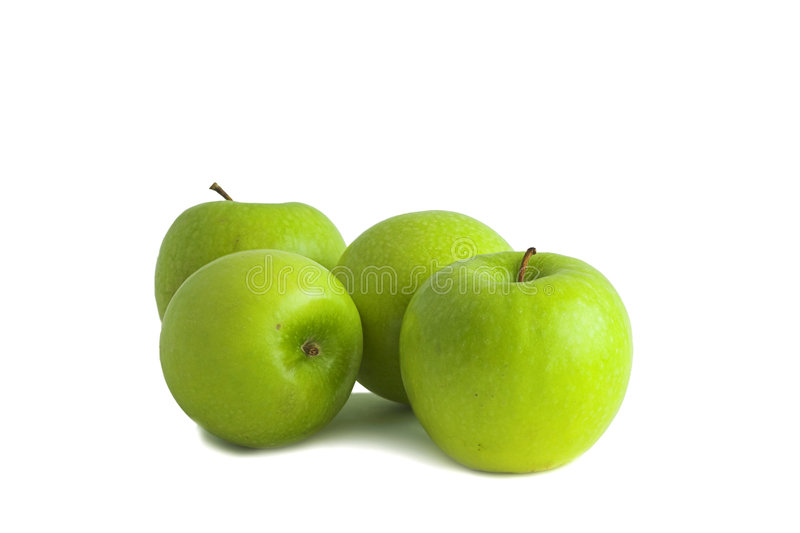 Download Green Apple Royalty Free Stock Photo - Image: 1705905