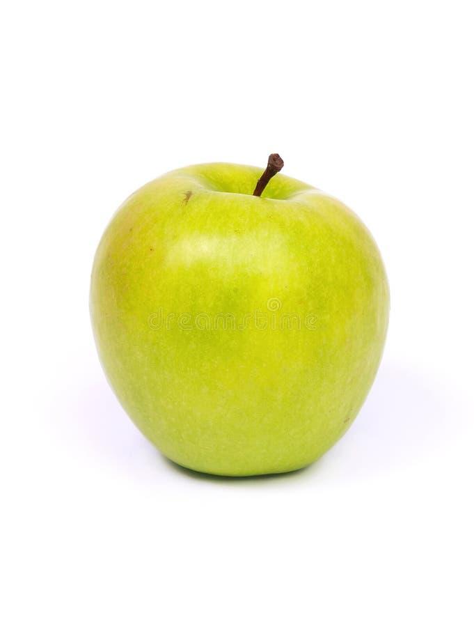 Green apple. stock photo