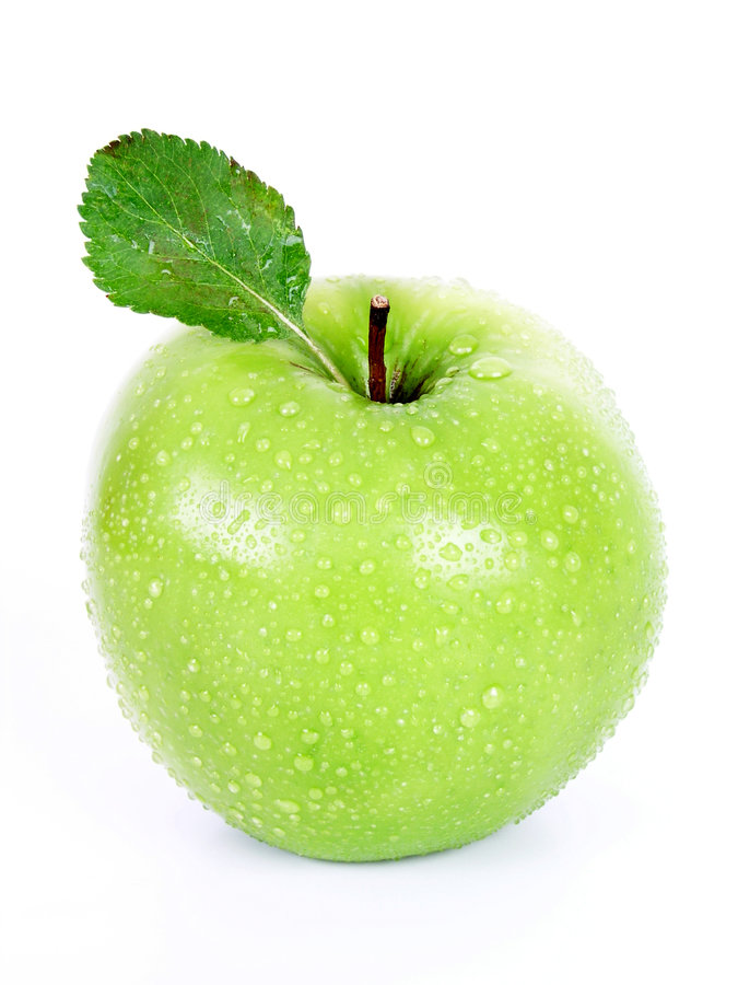 Free Green Apple Royalty Free Stock Photo - 240695