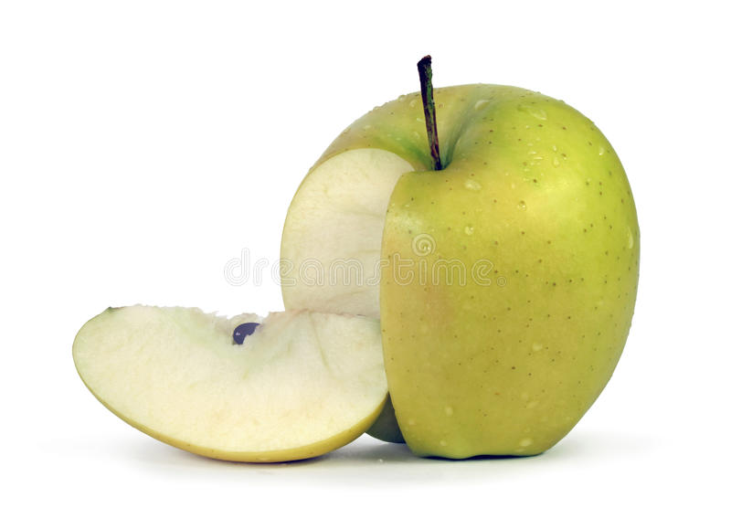Download Green Apple Royalty Free Stock Image - Image: 25267816