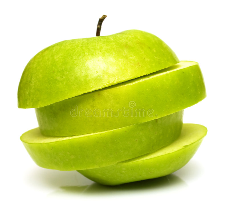 Free Green Apple 3 Royalty Free Stock Images - 5558459