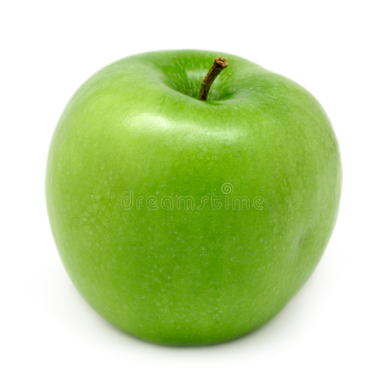 Free Green Apple Royalty Free Stock Photos - 4924688