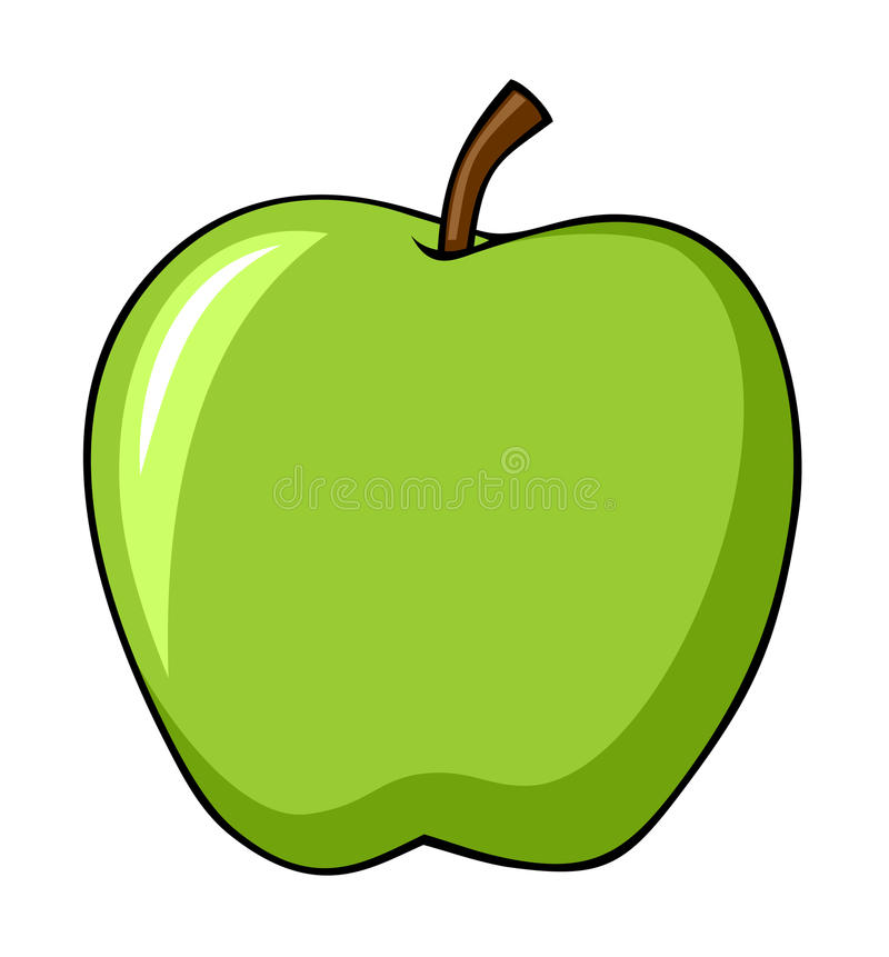 Free Green Apple Stock Photography - 78125522