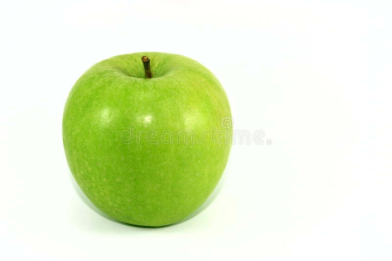 Download Green apple stock photo. Image of part, graphic, isolated - 9953974