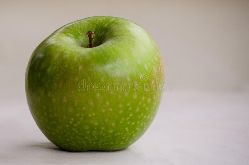 Green apple royalty free stock image