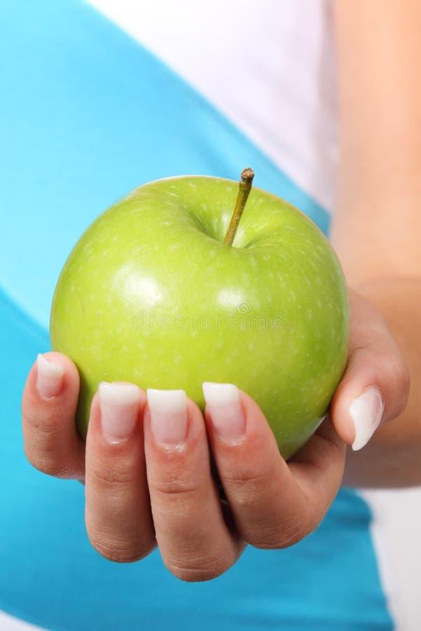 Green, Apple, Granny Smith, Fruit royalty free stock photography