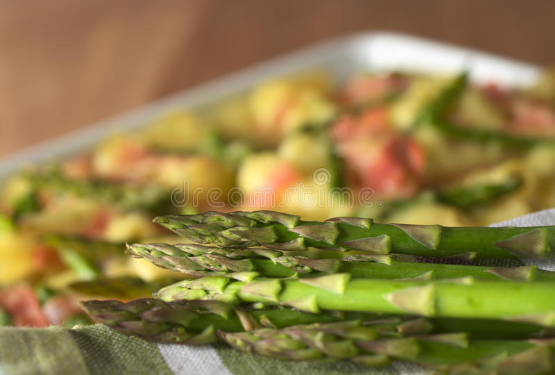 Download Green Asparagus stock photo. Image of delicacy, nutrition - 19357938