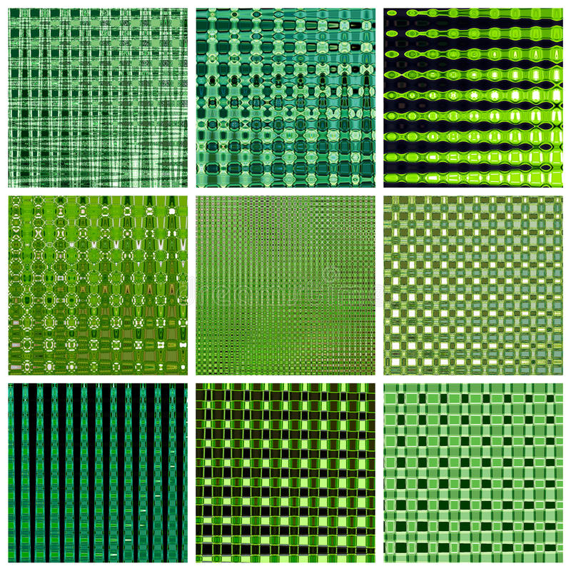 Download Green background - collage stock photo. Image of green - 24006312