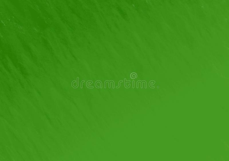 Green background with crayon texture effect vector illustration