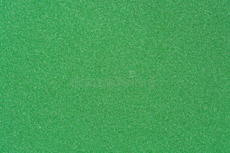 Green background. Glitter decorative festive for design.  royalty free stock photo