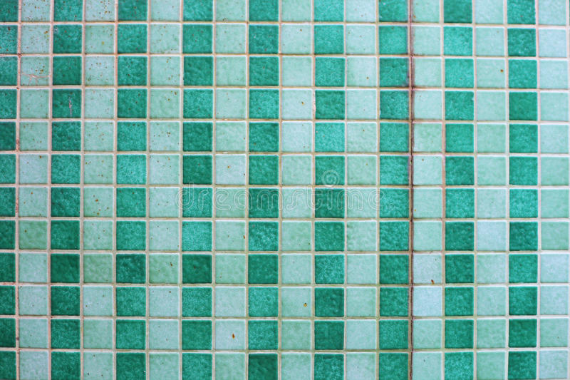 Green background. Light and bright green checkered background royalty free stock image