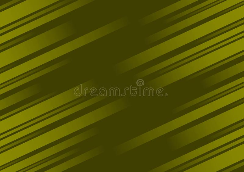 Green background textured diagonal linear wallpaper design royalty free illustration