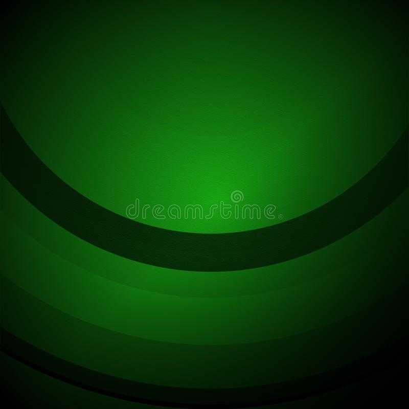 Green ball. stock images