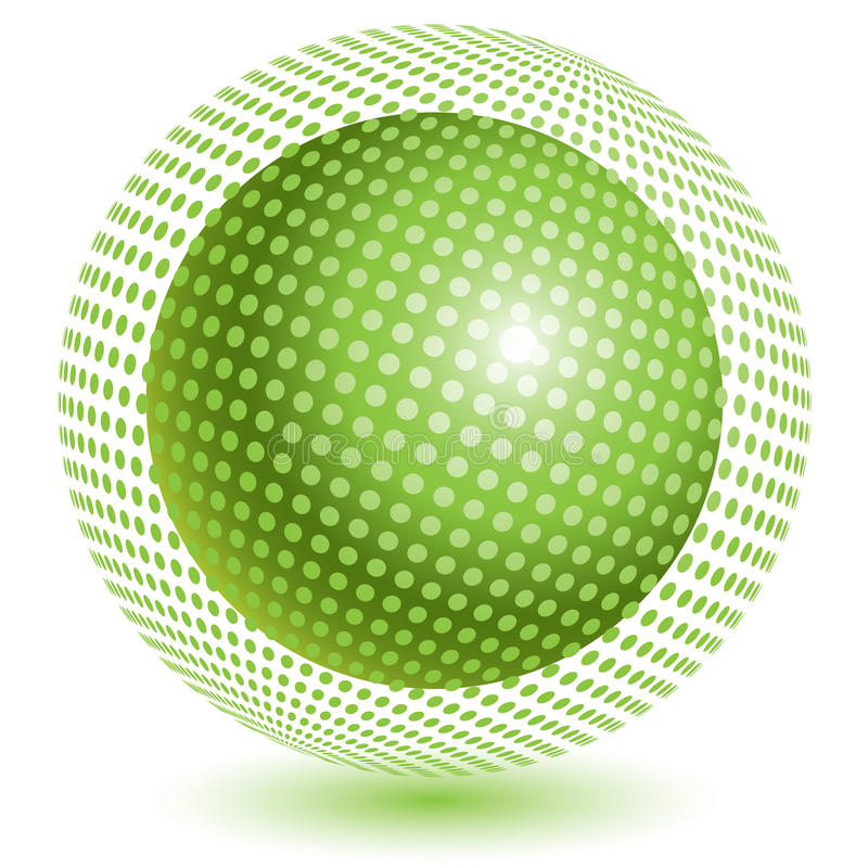 Free Green Ball Royalty Free Stock Images - 15945669