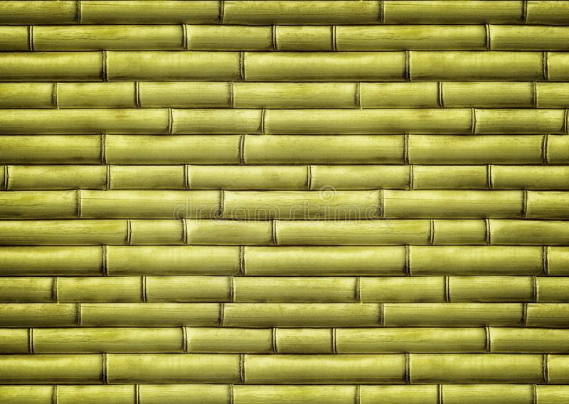 GREEN BAMBOO TEXTURE, BACKGROUND FOR DESIGN vector illustration