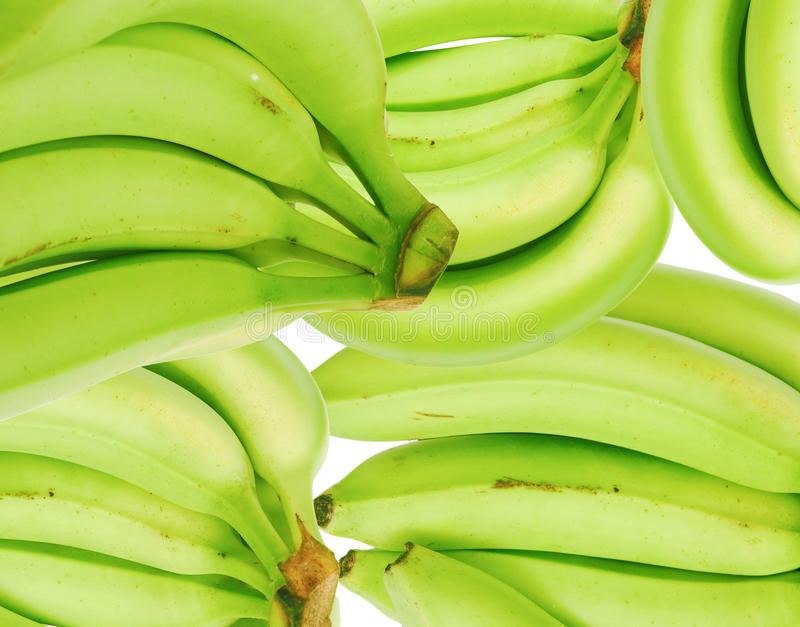 Download Green bananas america stock image. Image of image, nutrition - 18021659