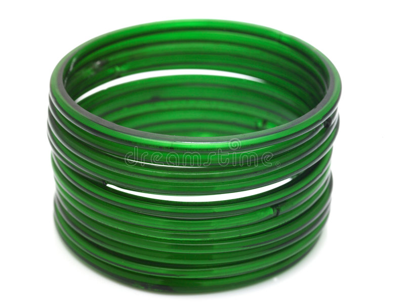 Download Green bangles stock photo. Image of dress, costume, glass - 6979760
