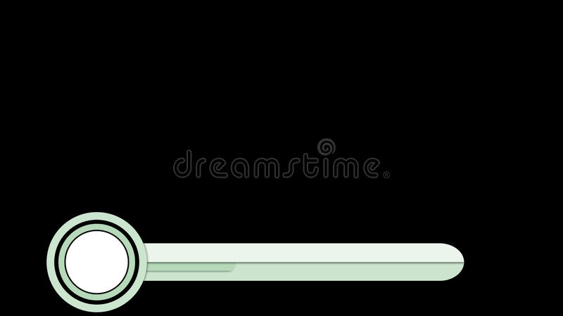 Green Banner Lower Third Full Hd 1080p Animation Frame Strip