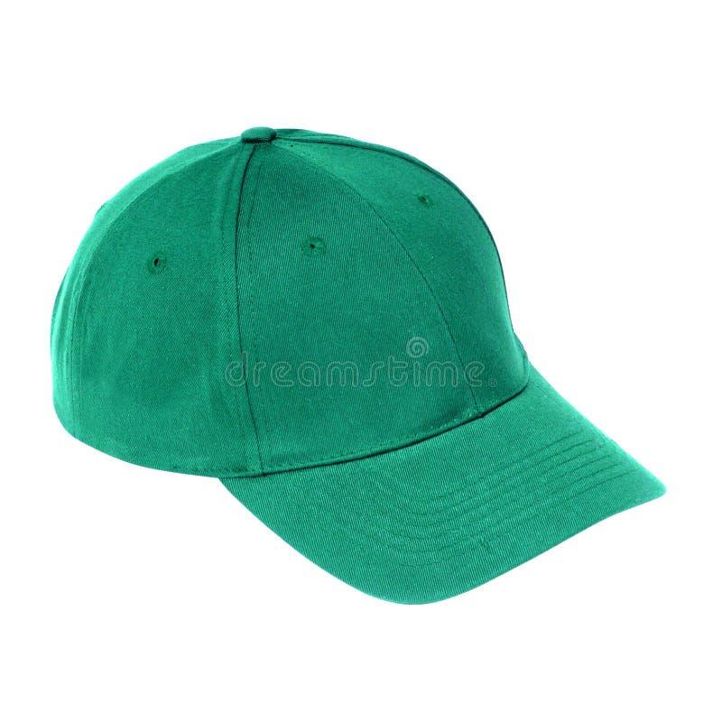 Baseball hat isolated royalty free stock image