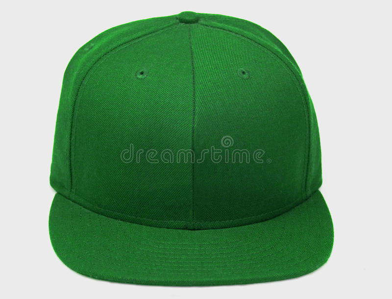 Download Green Baseball hat stock image. Image of mesh, twill - 13459571