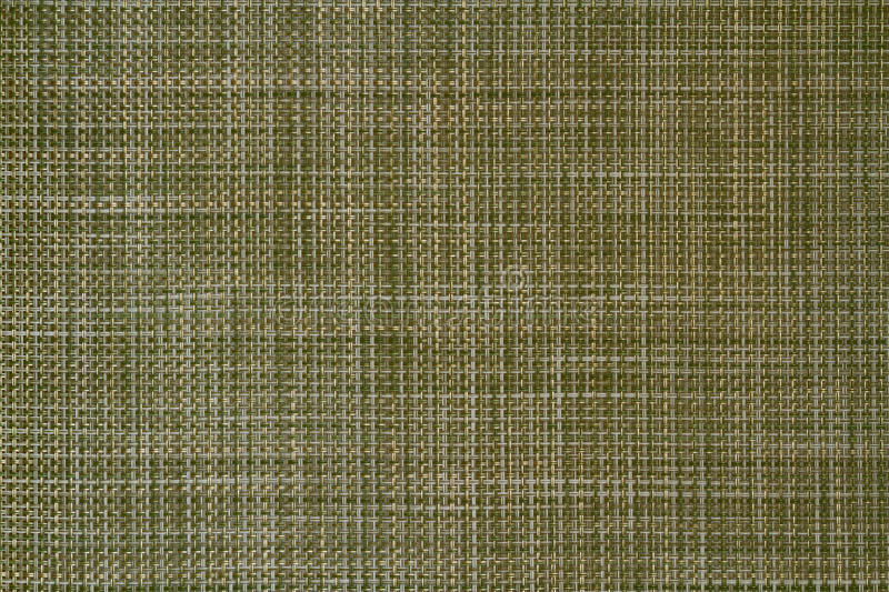 Green Basket Weave Pattern. Stock Images