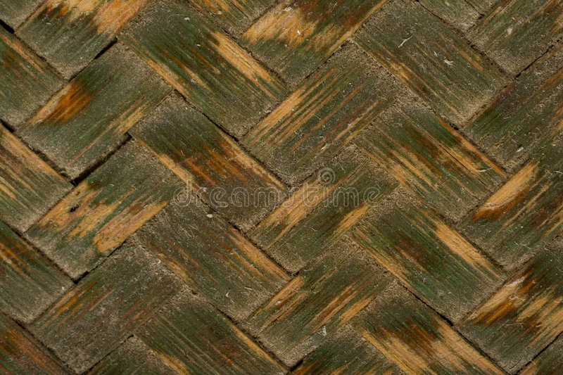 Download Green Basket Weave Texture - Background Stock Image - Image: 7359693
