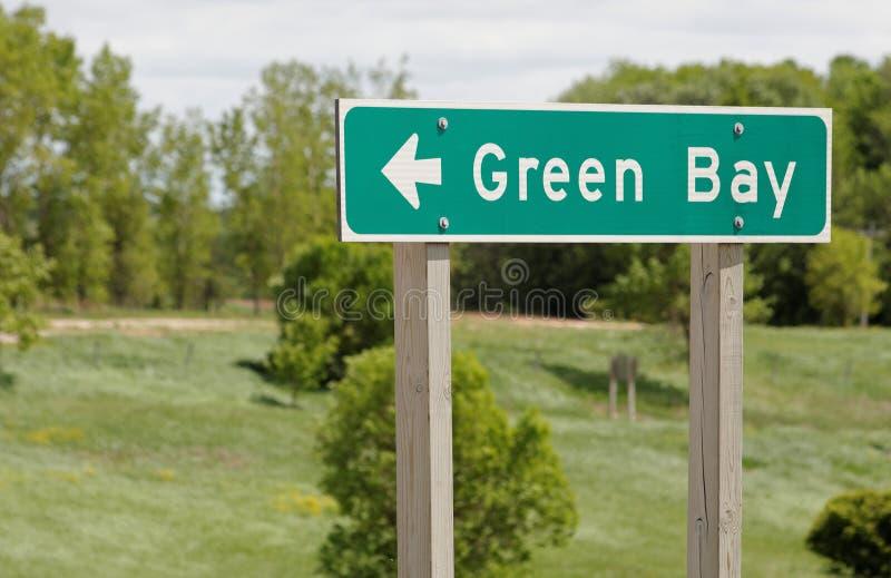 Green Bay fotografering för bildbyråer