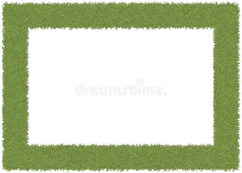 Green beans Frame stock illustration
