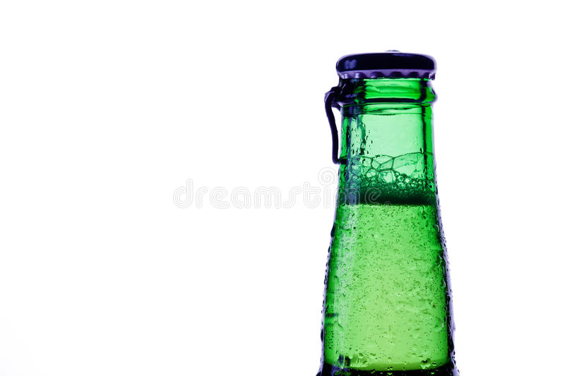 Download Green beer bottle stock photo. Image of glass, beverage - 22310748