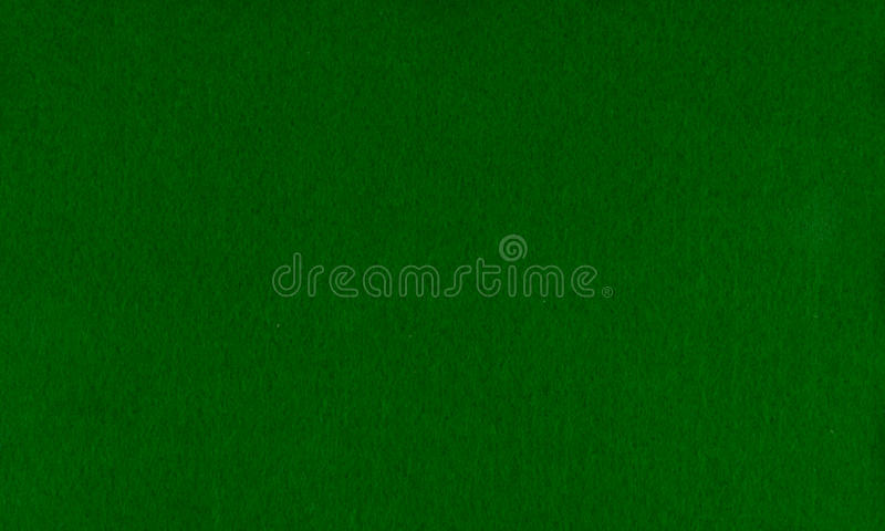 The green beize of a poker table. Poker playing surface -green beize stock photos