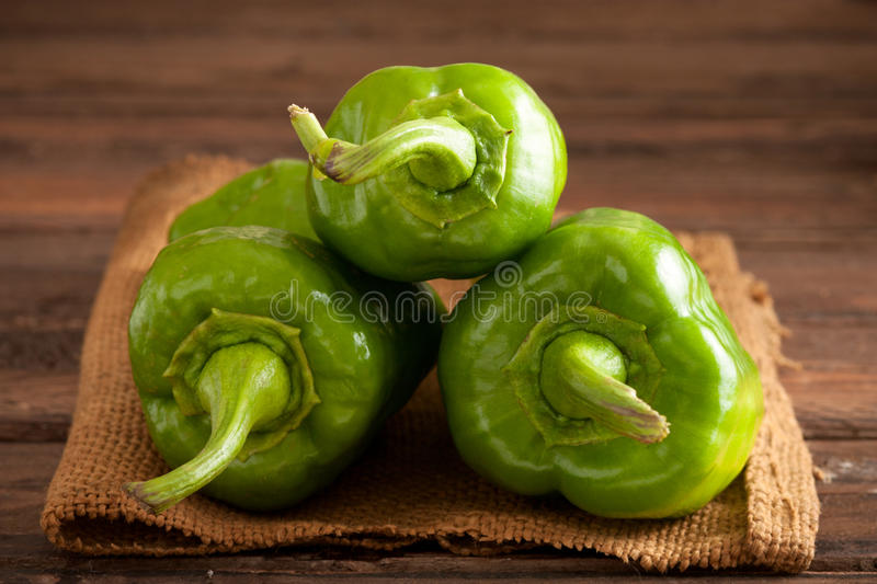 Download Green Bell Peppers stock photo. Image of selective, bell - 21533588