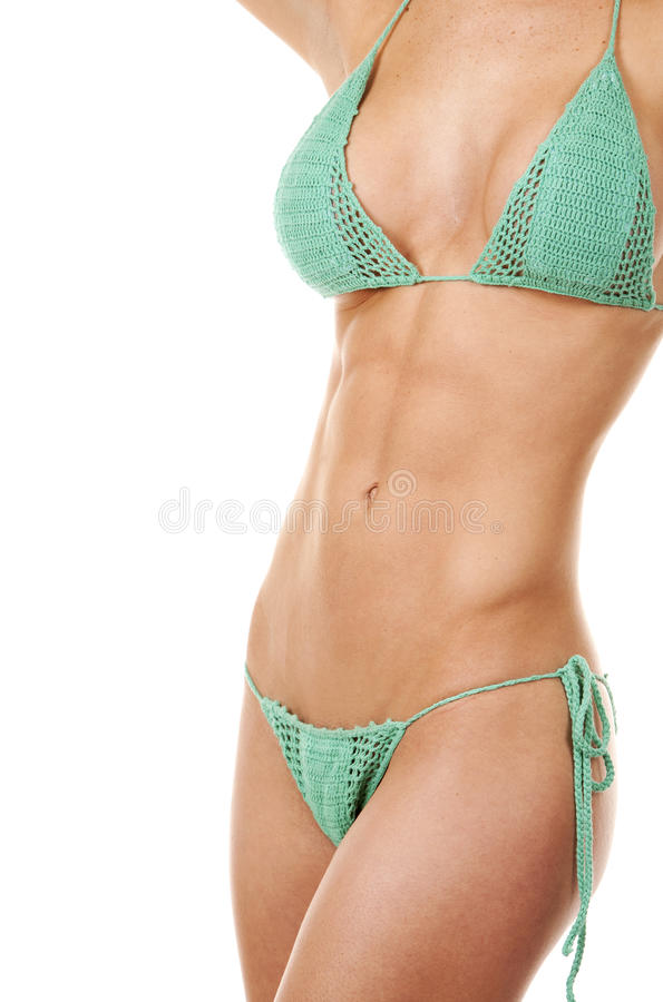 Download Green Bikini Stock Photography - Image: 29019512