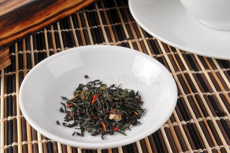 Download Green And Black Tea Royalty Free Stock Images - Image: 23648209