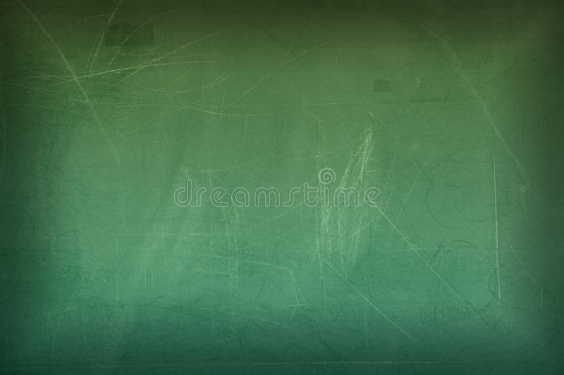 Green blank chalkboard for background stock photos