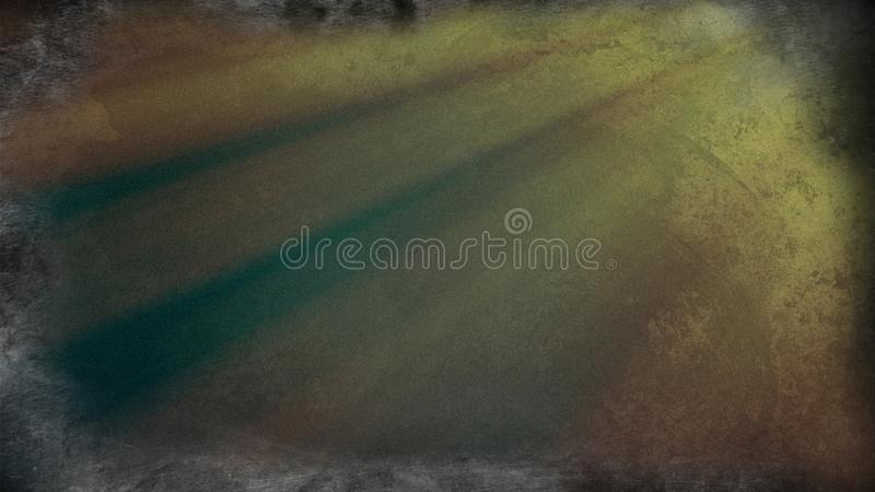 Green Blue Brown Beautiful elegant Illustration graphic art design Background. Green Blue Brown Background Beautiful elegant Illustration graphic art design royalty free illustration