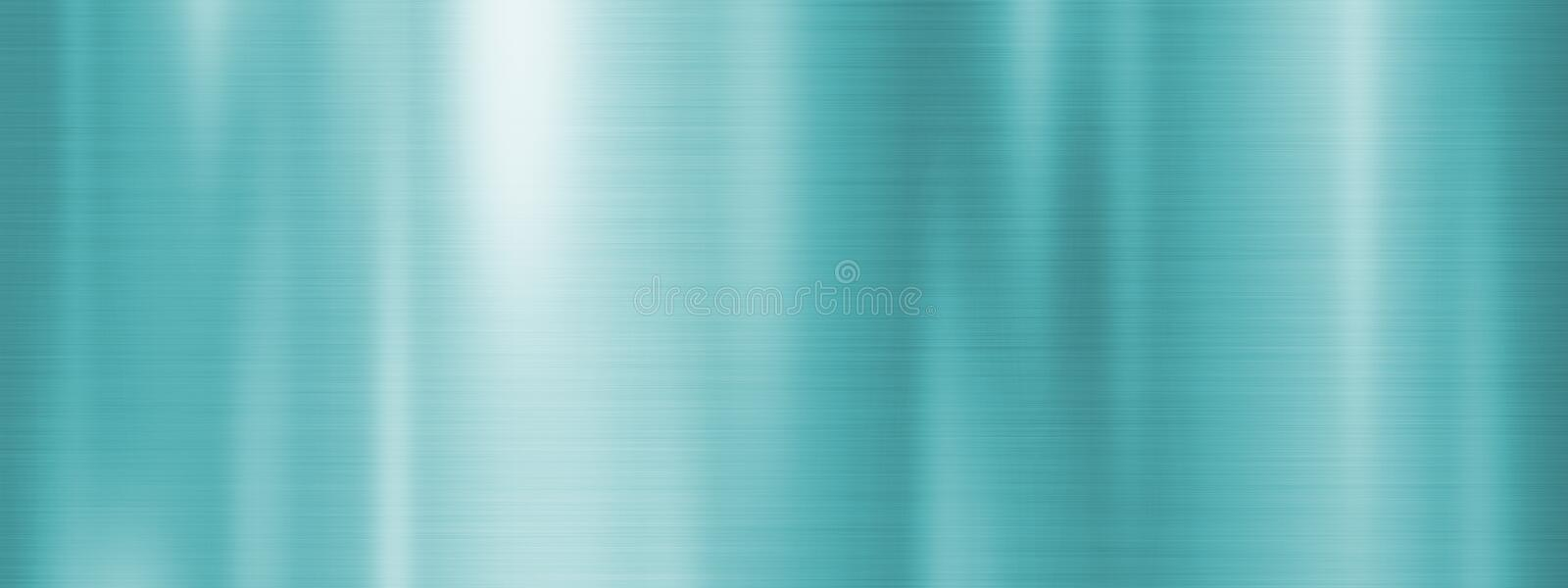 Green blue metal texture background design stock photography