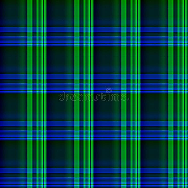 Green-blue pattern