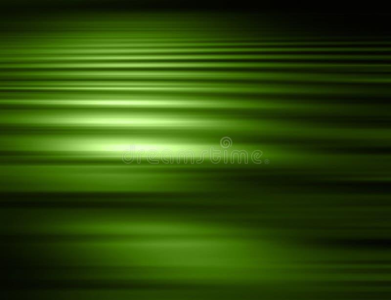 Green Blur royalty free stock image