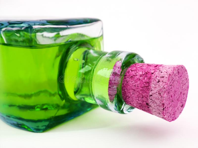 Green Bottle Free Stock Images