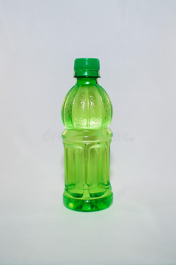 Green Bottle. Photo product green bottle stock images