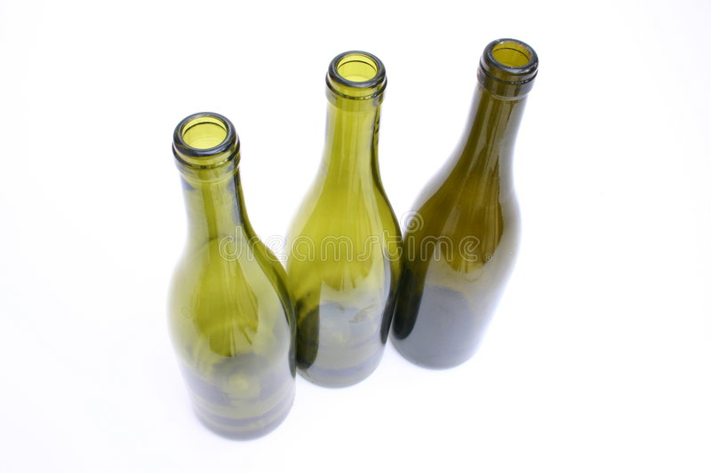 Download Green bottles stock photo. Image of empty, object, colour - 119198