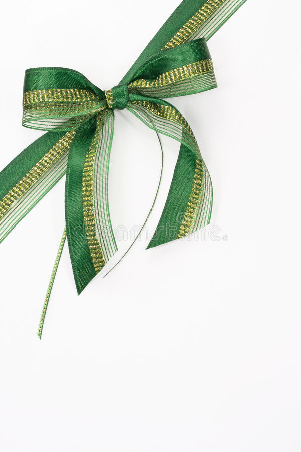Free Green Bow Stock Images - 3311634