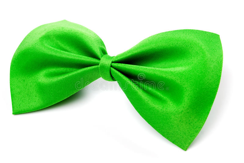 Download Green bow tie stock image. Image of clothing, photograph - 17681099