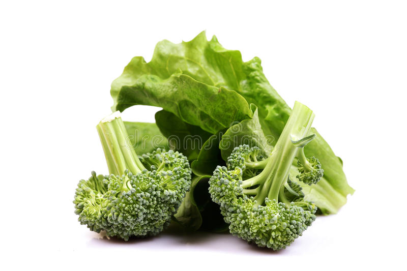 Download Green Broccoli And Lettuce Diet Stock Photo - Image: 18102722