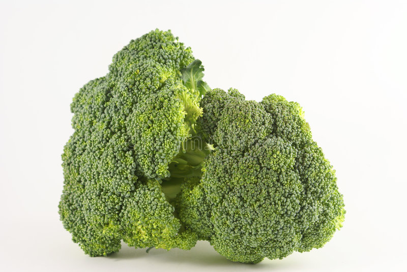 Green brocolli royalty free stock images