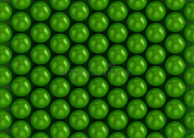 Download Green Bubble gums stock illustration. Illustration of bubblegum - 21094973