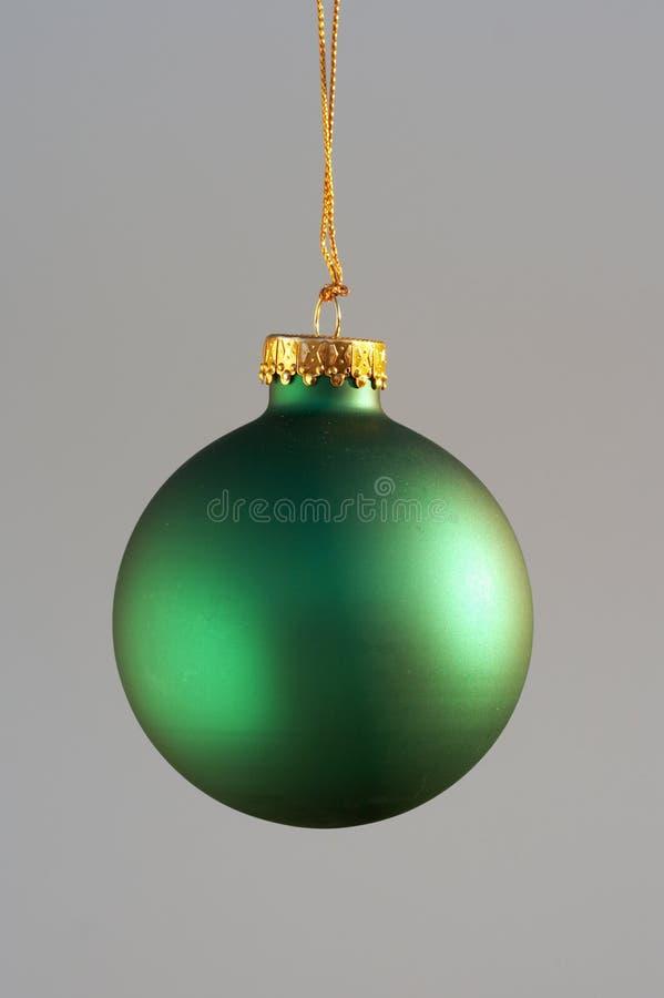 Green bulb royalty free stock image