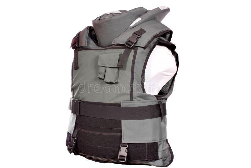 Download Green bulletproof vest stock photo. Image of safety, equipment - 18930856