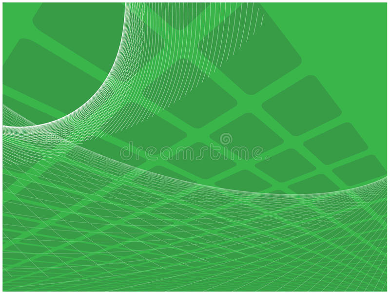 Download Green business stock illustration. Image of curled, abstract - 12203969